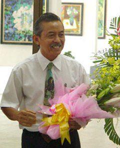 Họa sĩ – Nhà giáo nhân dân Nguyễn Hoàng