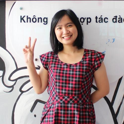 Dương Hương Ly – Học viên khóa KTV 1