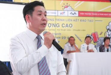 Thạc sĩ – Họa sĩ Nguyễn Đức Minh