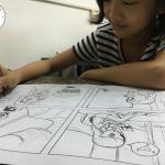 dạy vẽ kể chuyện cho trẻ