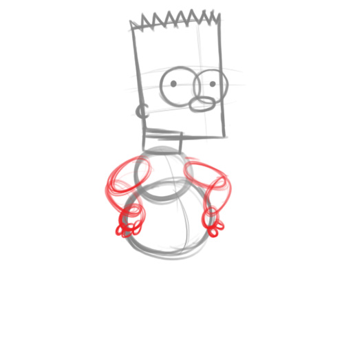 how-to-draw-bart-simpson4