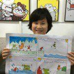 lớp học vẽ cho trẻ tại tphcm