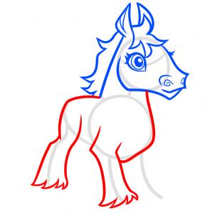 CMA - A Horse  (6)