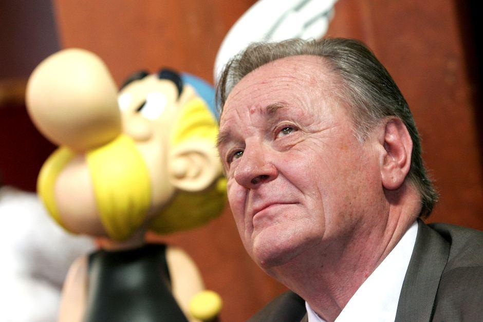 Albert Uderzo Asterix