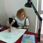 học vẽ truyện tranh 01
