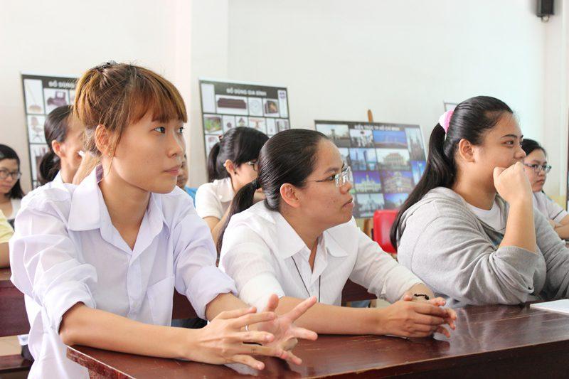 học viên học đồ họa 3D