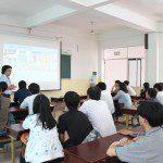 khai giảng khóa 2 ngành phim hoạt hình