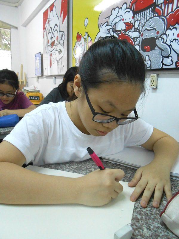 dạy vẽ manga cơ bản