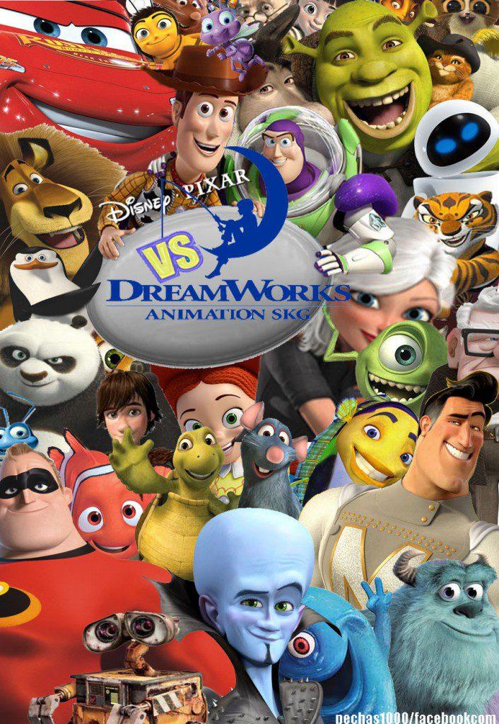 dreamworks-pixar