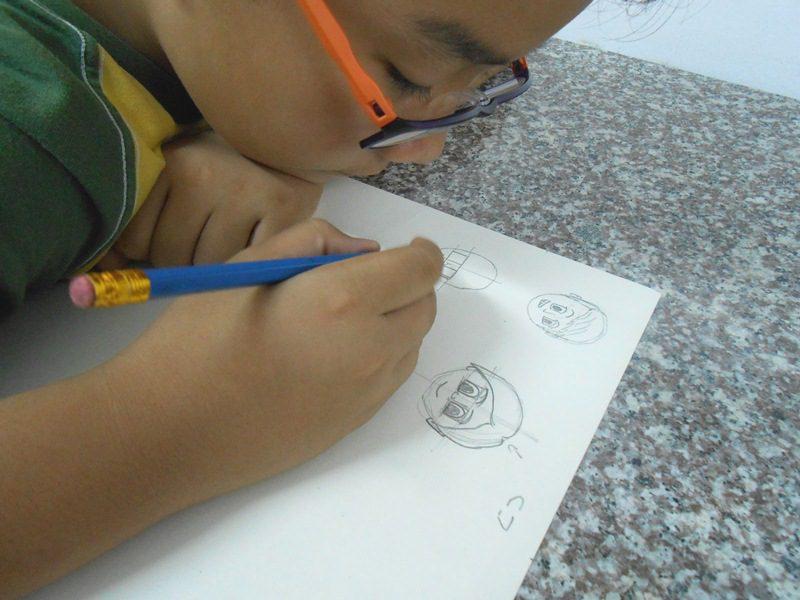 học vẽ manga cơ bản