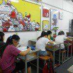 lớp vẽ manga comic căn bản