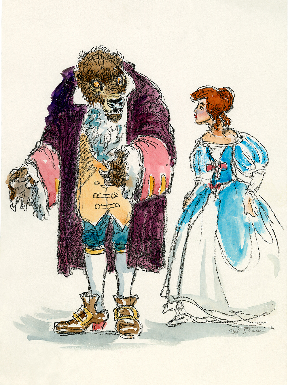 Beauty-and-the-Beast-Concept-Art