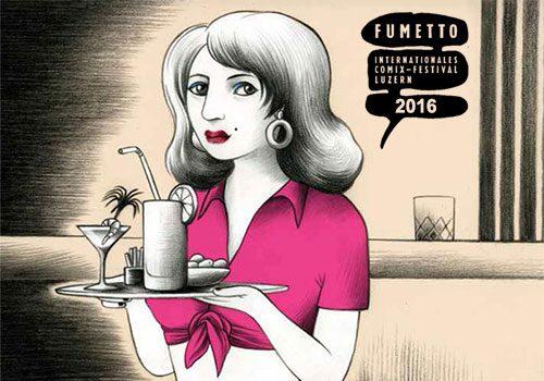 Festival truyện tranh quốc tế Fumetto 2016