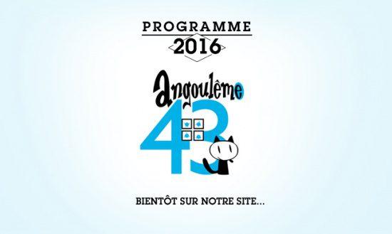 Giải thưởng truyện tranh Angouleme 2016 banner