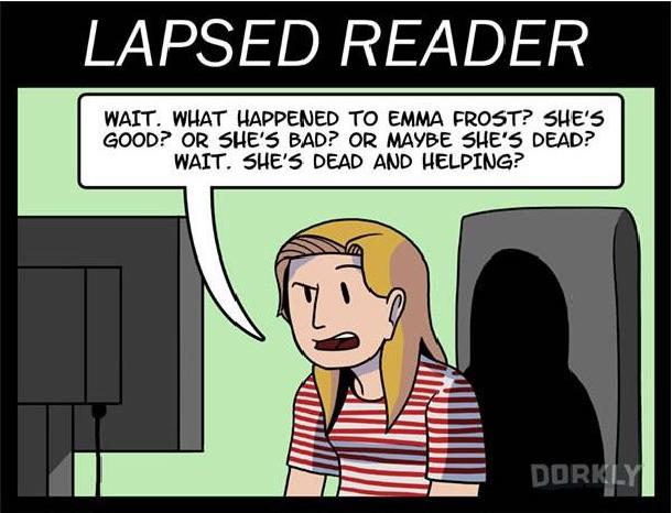 Lapsed Reader