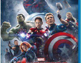 Avengers Cover Bluray