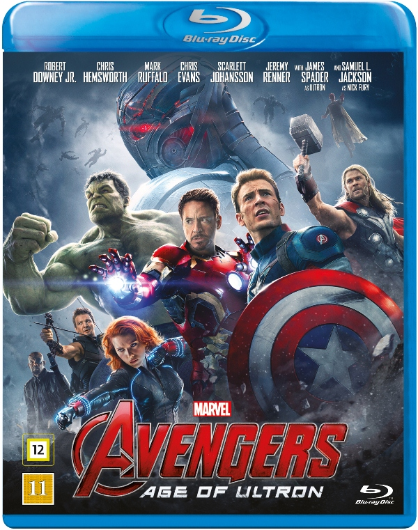 Avengers Cover Bluray