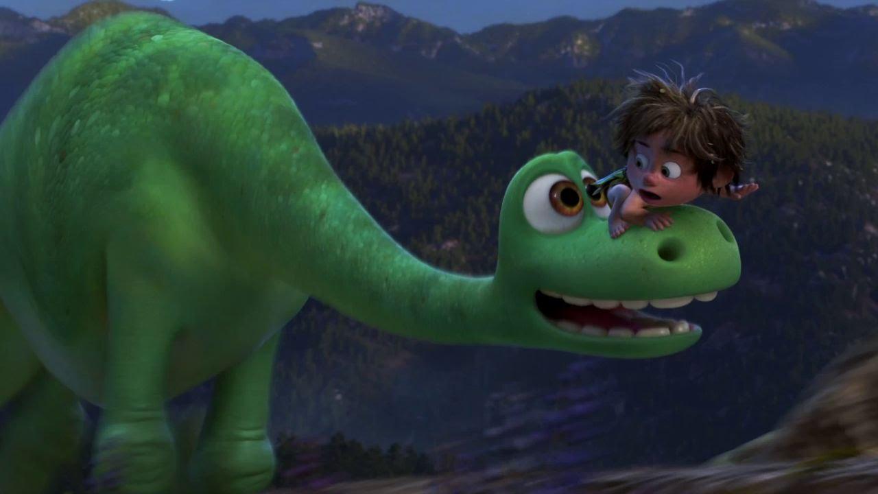 chú khủng long tốt bụng 2