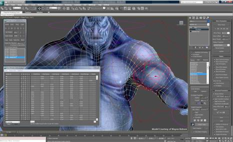 Top 20 phần mềm chuyên dụng dành cho các họa sĩ và nhà thiết kế chuyên nghiệp 3ds Max