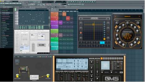 Top 20 phần mềm chuyên dụng dành cho các họa sĩ và nhà thiết kế chuyên nghiệp FL Studio 12