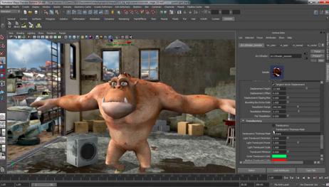 20 phần mềm chuyên dụng dành cho các họa sĩ và nhà thiết kế chuyên nghiệp Maya