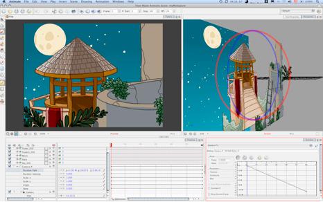 20 phần mềm chuyên dụng dành cho các họa sĩ và nhà thiết kế chuyên nghiệp Toon Boom Studio