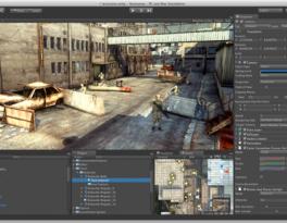 Top 20 phần mềm chuyên dụng dành cho các họa sĩ và nhà thiết kế chuyên nghiệp Unity Pro 4