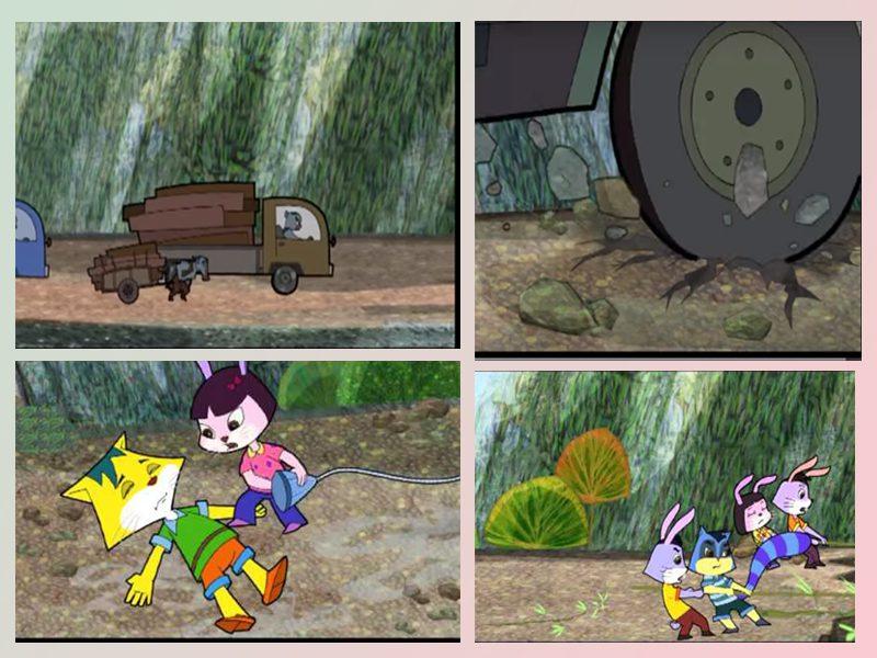 LHP Việt Nam lần thứ 19 - các phim hoạt hình ấn tượng - Cái ổ gà