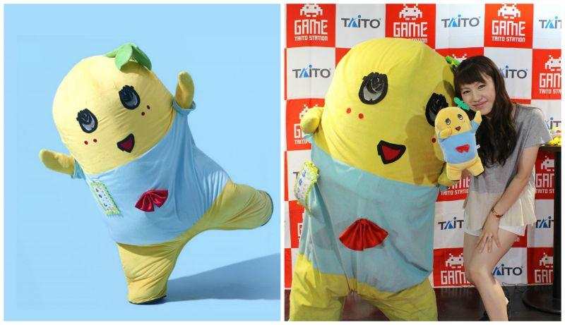 Yuru-kyara là gì - văn hóa Mascot Nhật Bản Funasshii