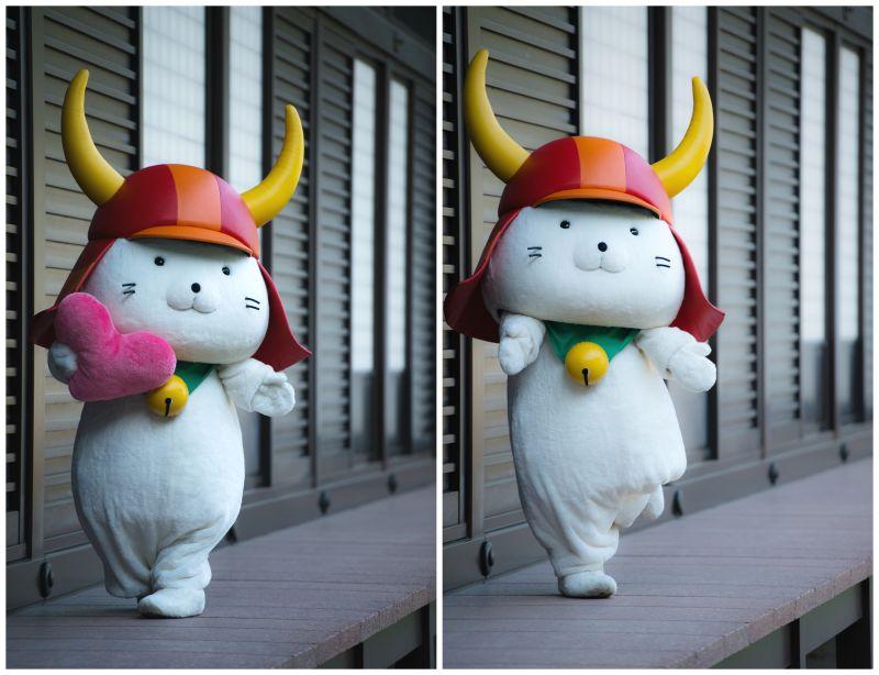 Yuru-kyara là gì - văn hóa Mascot Nhật Bản Hikonyan
