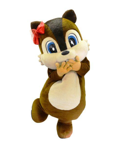 Yuru-kyara là gì - văn hóa Mascot Nhật Bản Riro-chan