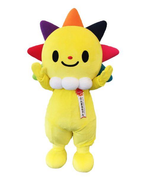 Yuru-kyara là gì - văn hóa Mascot Nhật Bản Sanmaru-chan