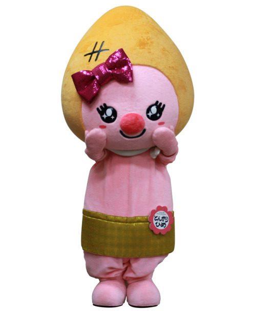 Yuru-kyara là gì - văn hóa Mascot Nhật Bản Togarihime