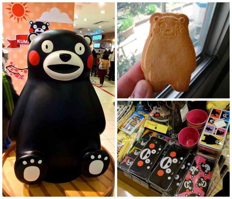 Yuru-kyara là gì - văn hóa Mascot Nhật Bản - Kumamon - sản phẩm thương mại