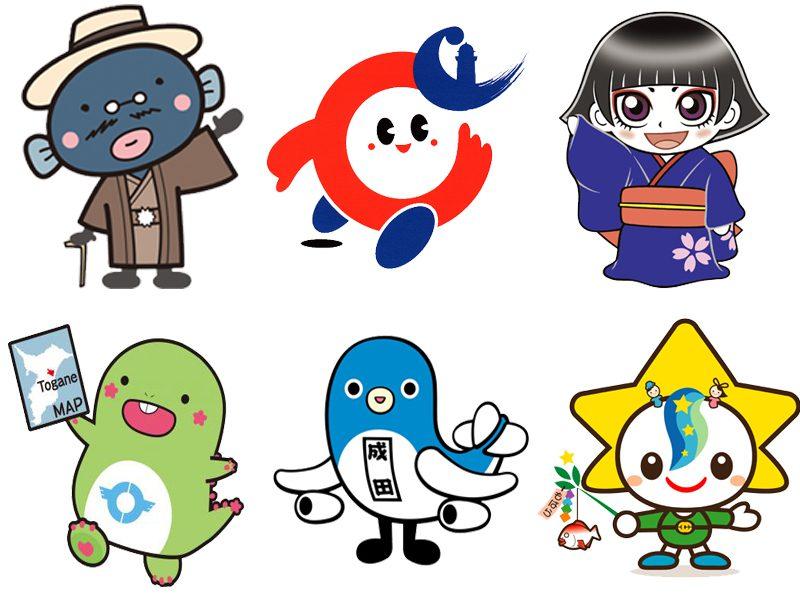Yuru-kyara là gì - văn hóa Mascot Nhật Bản thiết kế nhân vật