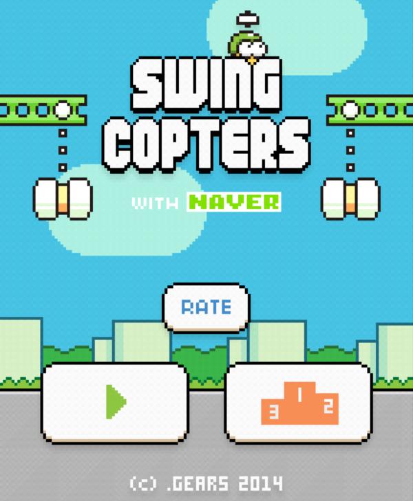 Swing Copters 2 - Nguyễn Hà Đông