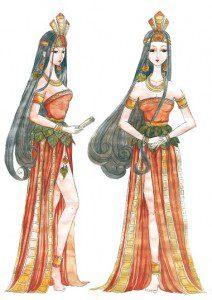 Đồ án Human Sketch Lê Thị Hồng Hạnh - Mị Châu 3