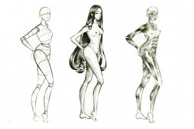 Do-an-Human-Sketch-Le-Thi-Hong-Hanh-Mi-Chau