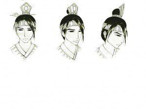 Đồ án Human Sketch Lê Thị Hồng Hạnh - Trọng Thủy 2