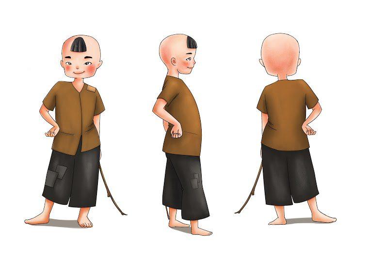 Do-an-Human-Sketch-Luong-Thi-Ngoc-Duyen-nhan-vat-chinh