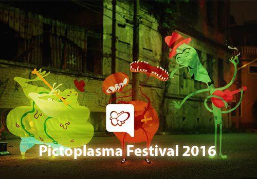 Festival hoạt hình quốc tế Pictoplasma 2016