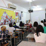 Buổi chia sẻ của đạo diễn Đinh Thái Thụy tại Viện Truyện tranh và Hoạt hình