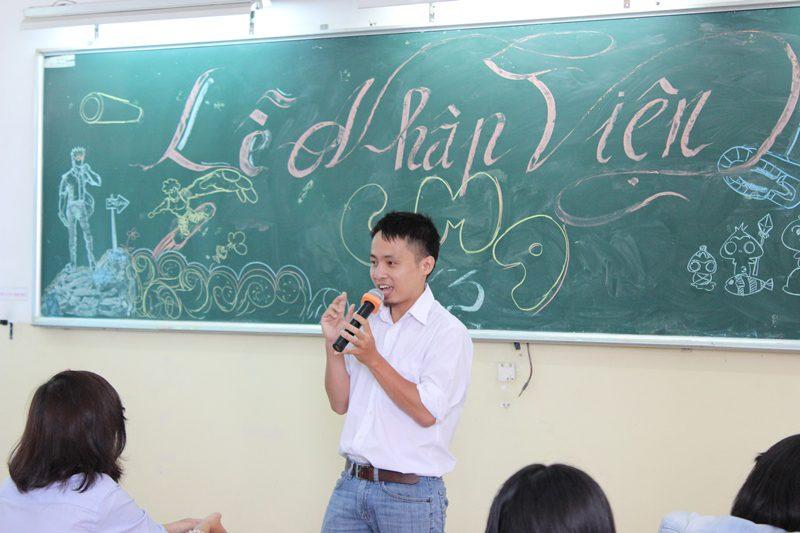 Thạc sĩ Lê Thắng chia sẻ phương pháp học tập tại CMA