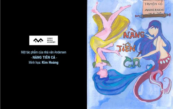 Đồ án nghệ thuật bố cục – Kim Hoàng