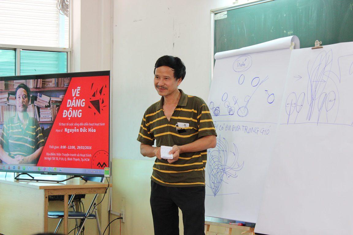họa sĩ Nguyễn Đức Hòa 4