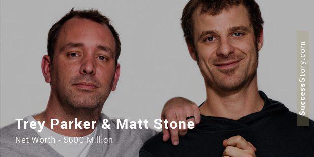 Trey Parker và Matt Stone