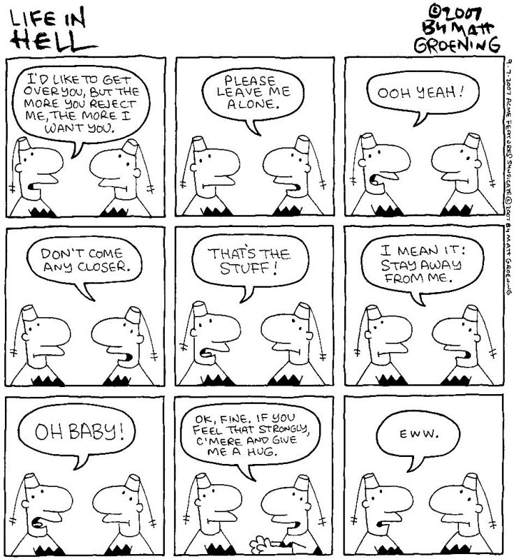 Life In Hell