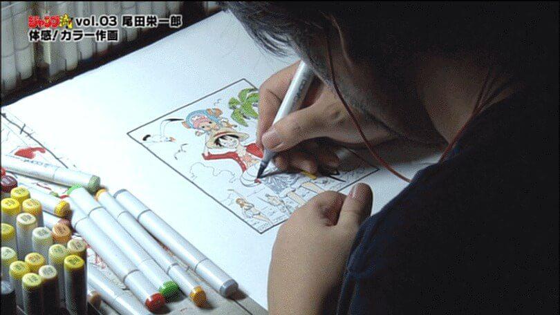 Oda-ve-truyen-tranh