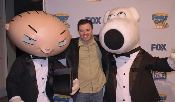 seth macfarlane animation