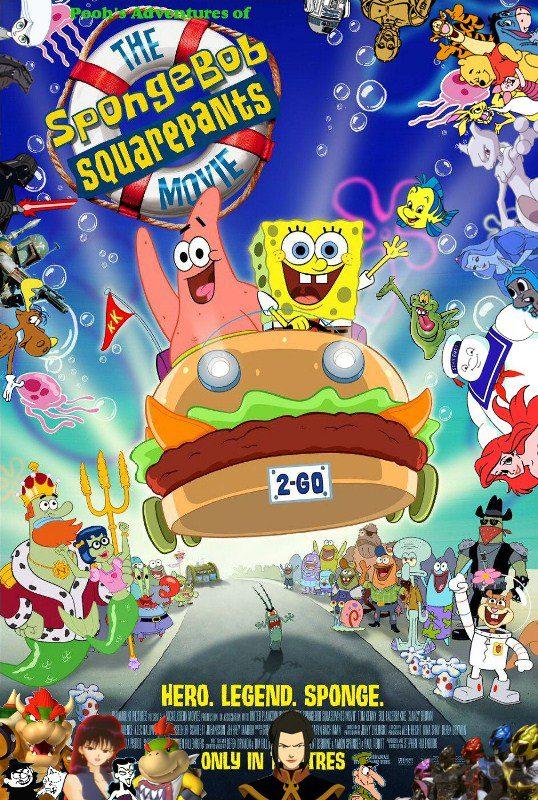 SpongeBob SquarePants poster